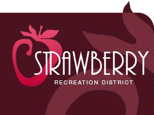 Strawberry Recreation District Logo